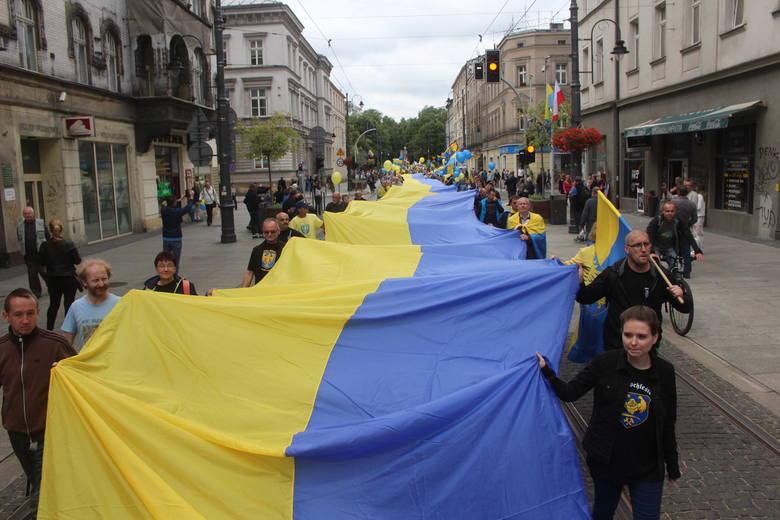 Marsz Autonomii w Katowicach