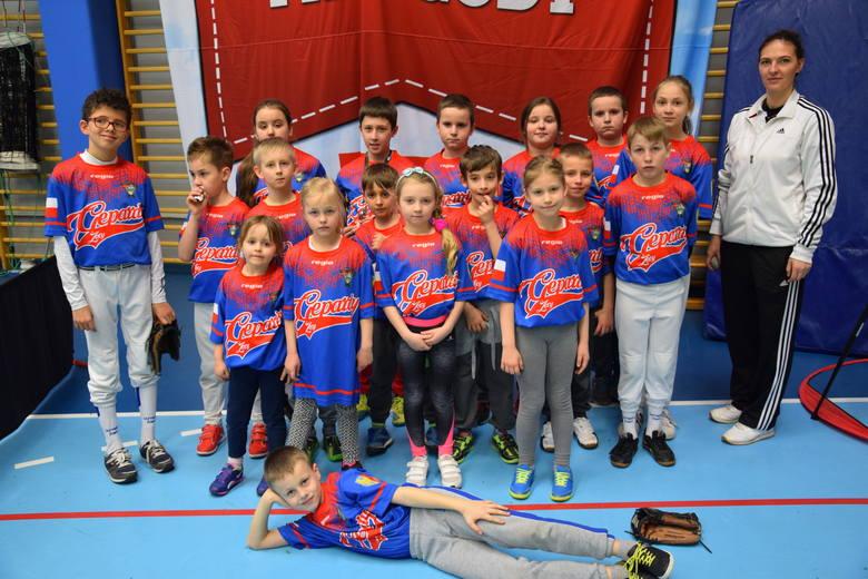 Międzynarodowy Turniej Halowy Baseballa dla Dzieci w Żorach