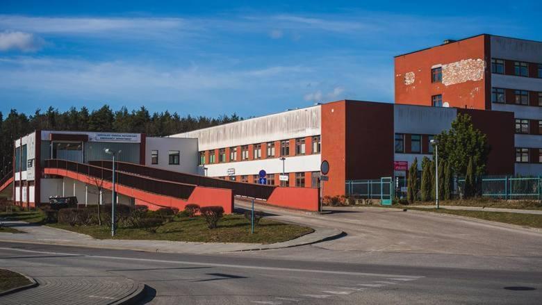 Dzieci z COVID-19 lub w kwarantannie leczone będą w Szpitalu Specjalistycznym w Kościerzynie
