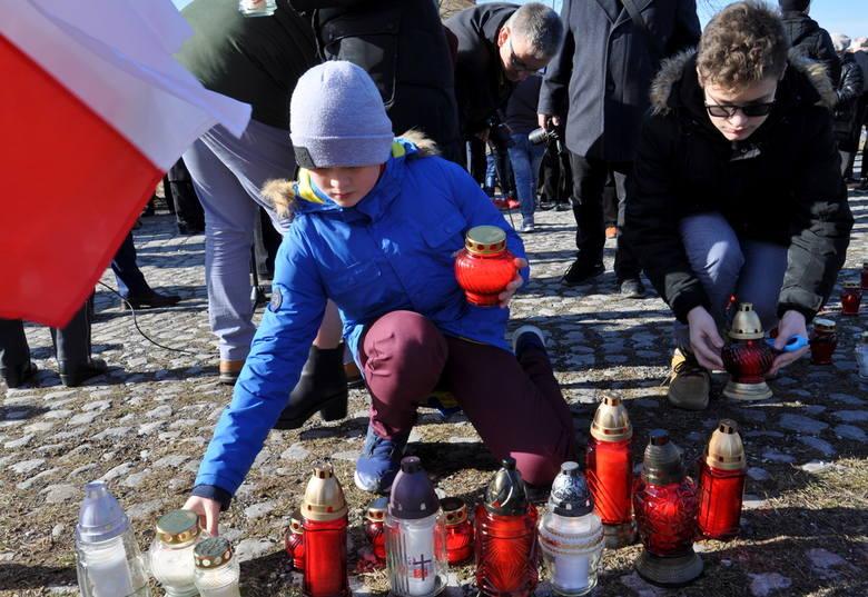 W Przemyślu uroczyście obchodzona 80. rocznice wywózek na Sybir.