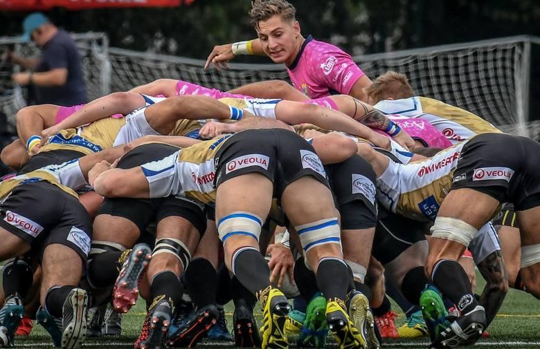 Ogniwo Sopot - Master Pharm Rugby Łódź 11:13