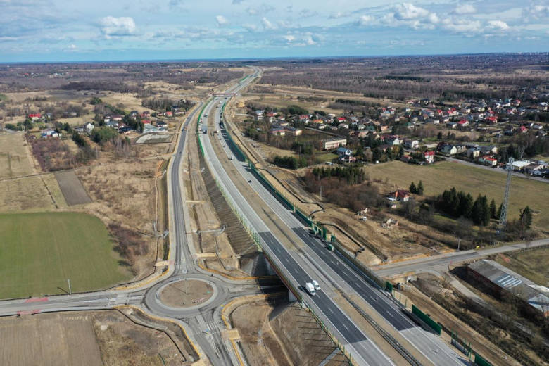 Autostrada A1. Do końca roku będzie można ją przejechać na całej długości