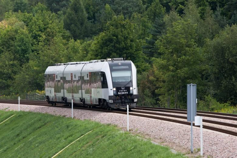 Podpisano umowę na projekt elektryfikacji linii PKM i budowę nowego przystanku Gdańsk-Firoga