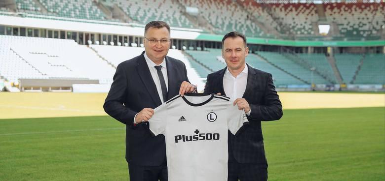 Oficjalnie: Michniewicz podpisał z Legią kontrakt!