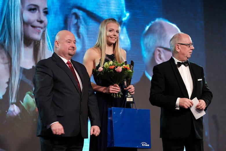 Tak prezentowali się laureaci ostatniej edycji plebiscytu na Wielkim Balu Sportowca w hotelu Andersia