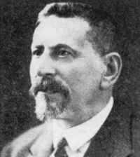 Józef Rinde, założyciel przedwojennej Fabryki Wyrobów Metalowych Minerwa w Przemyślu.