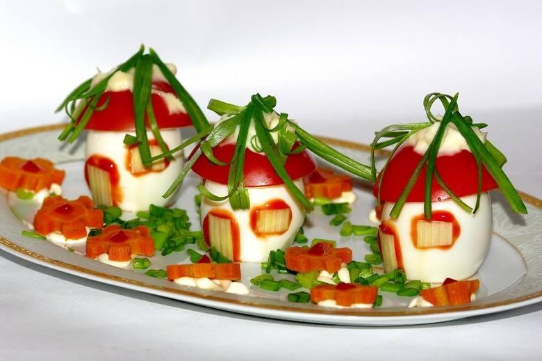 27 Przepisów Na Najlepsze Potrawy Z Jajek Wyniki Konkursu Zdjęcia