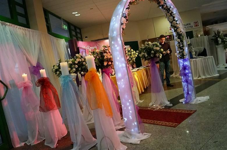 Dopisali zwiedzający, a przede wszystkim firmy, od których zależy, czy śluby i wesela będą niezapomnianymi wydarzeniami.