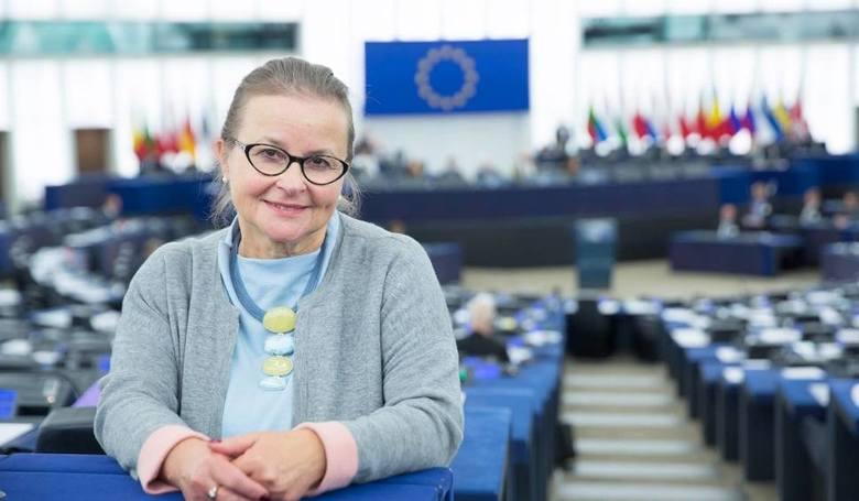 Była europosłanka Danuta Jazłowiecka z KO zdecydowanie wygrała wybory do Senatu<br />