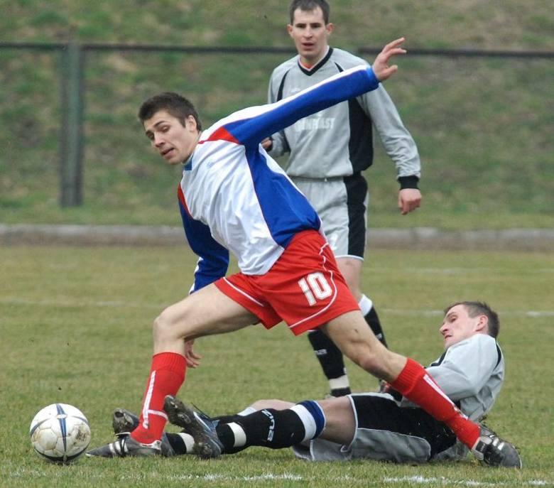 Piłkarze Polonii zremisowali z czwartoligowcem z Biłgoraja.