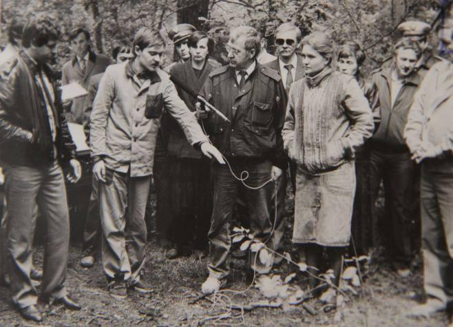 Kryminalna historia Mariusza Trynkiewicza zaczyna się pod koniec lat 80. Mariusz Trynkiewicz miał wtedy 26 lat, 13-letniego Wojtka P spotkał przypadkiem