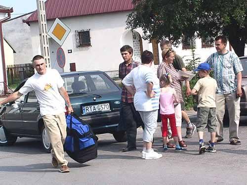 Bezrobotni z Baranowa w Niemczech zbierać będą truskawki.