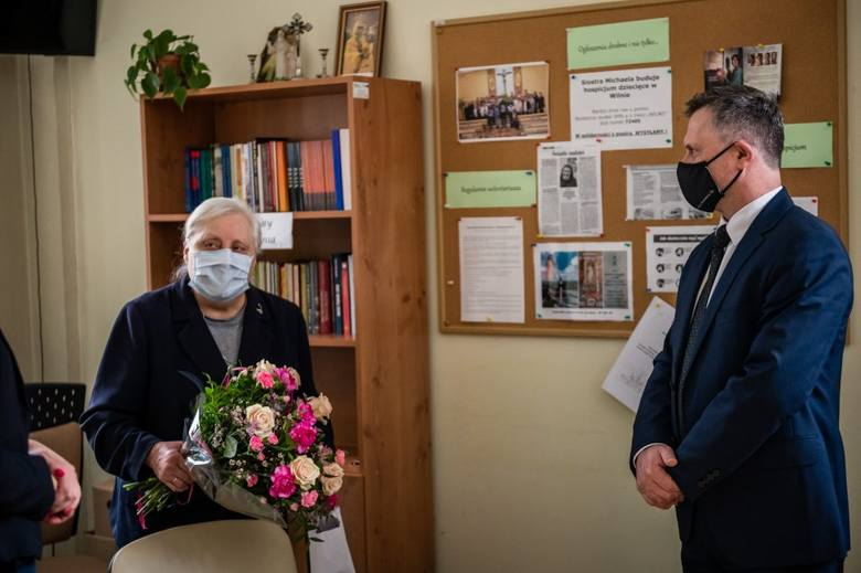 Trudna sytuacja Hospicjum im. św. Łazarza w Krakowie. Pomoże Uniwersytet Ekonomiczny