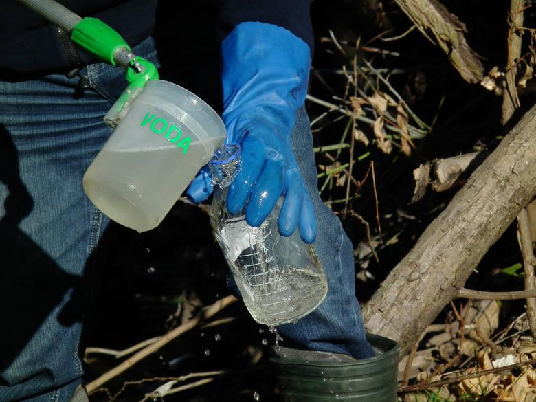 Września: Zarzuty za skażenie wody