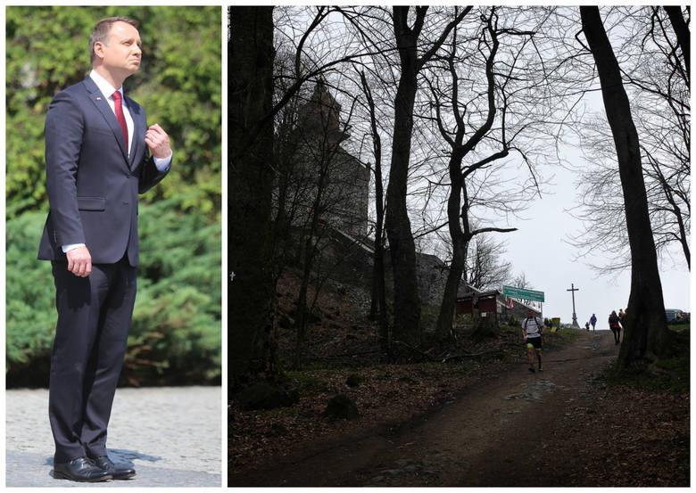 Prezydent Duda będzie świętował rocznicę chrztu Polski na pogańskiej górze pod Wrocławiem