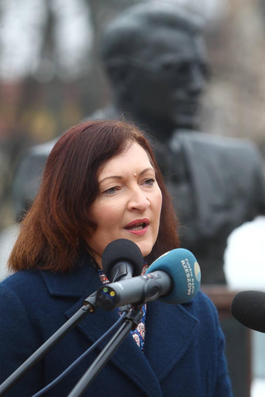Narodowy Dzień Pamięci Żołnierzy Wyklętych w Rzeszowie. Uroczystość była symboliczna [ZDJĘCIA]