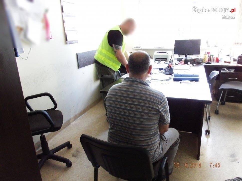 addec22b7af22 Śledztwo w tej sprawie prowadzą policjanci z Komendy Miejskiej Policji w  Zabrzu