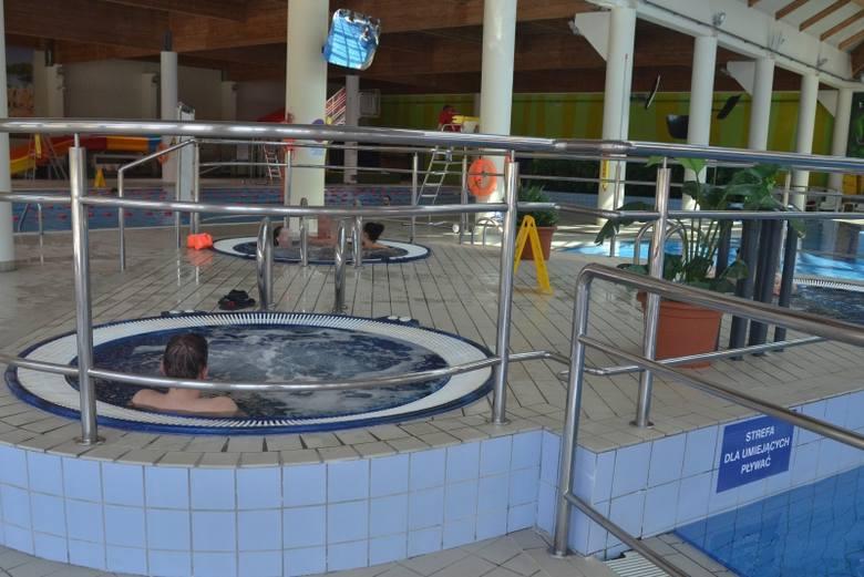 Kąpiel pod chmurką w Aquaparku Fala. Zobacz, od kiedy... [zdjęcia]