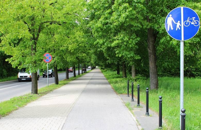 Pierwsza droga rowerowa powstanie na ul. Siewnej od ul. Krakowskiej do ul. Borowej. Połączy się z mostkiem nad rzeką i pozwoli na wjazd w osiedle przy