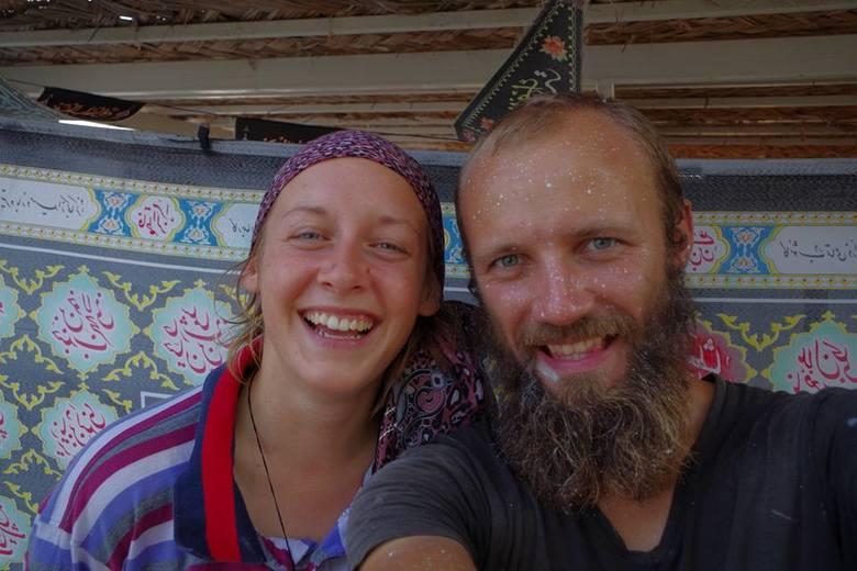 Para Ślązaków rok temu wsiadła na rowery i ruszyła w świat. Zobacz gdzie już byli