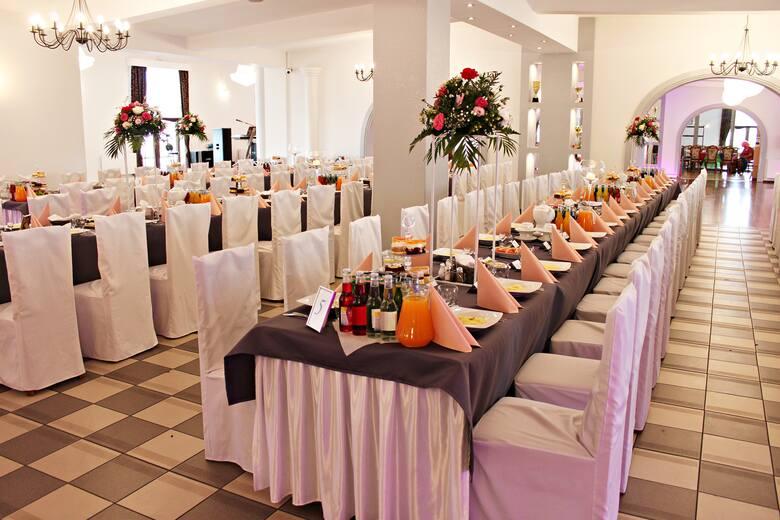 Nad Stawem - dom weselny, hotel, restauracja