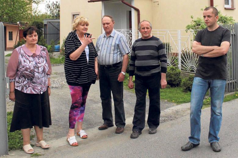 Mieszkańcy Łańcuta protestują. Planowany łącznik z A4 przebiega przez osiedle domów