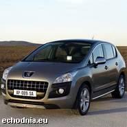 Stylistyka nadwozia modelu 3008 jest charakterystyczna dla aut Peugeota. Fot. Peugeot