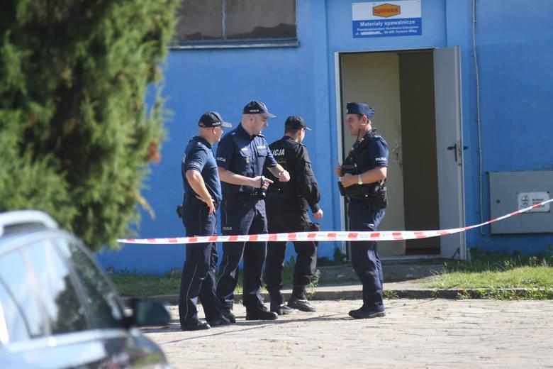 Do morderstwa doszło przy ul. Owczej w Gorzowie.