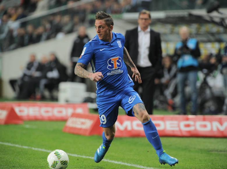 Lech na transfer Nielsena z Esbjerga w styczniu 2016 roku wyłożył 600 tys. euro. Na postawę drużyny na pewno nie wpłynęłoby negatywnie, gdyby pieniądze