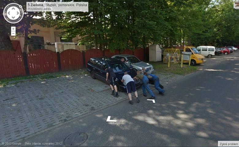 Google Street View Najciekawsze Zdjecia Internautow Fotostory
