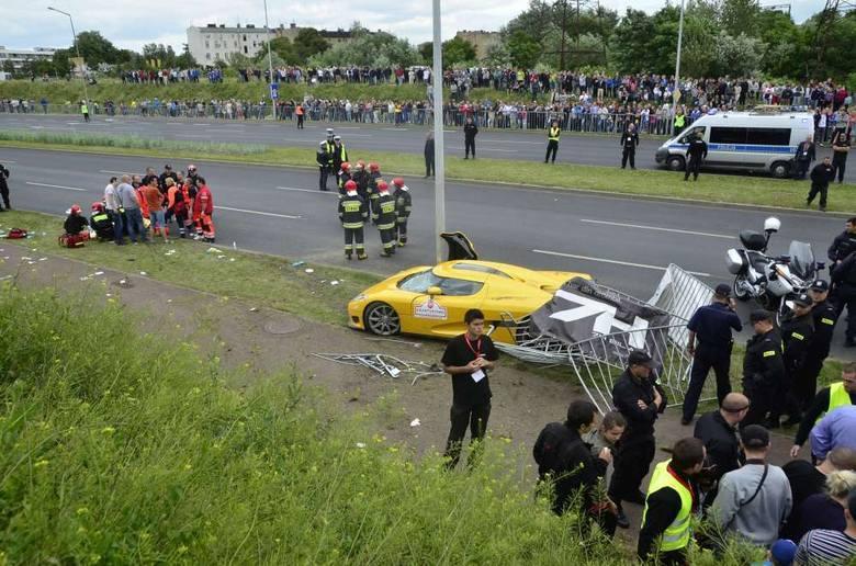 Wypadek na Gran Turismo. Rozpoczyna się proces sprawcy tragedii