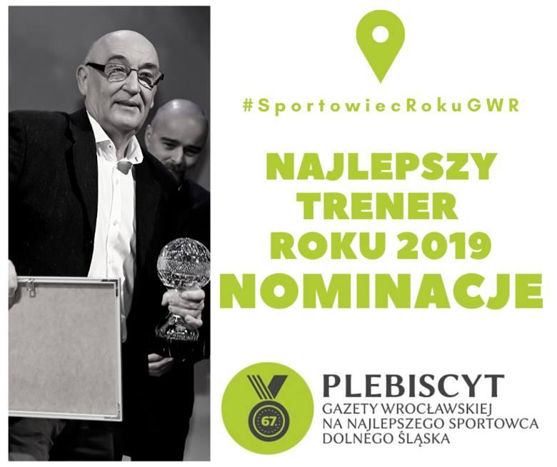 SPORTOWIEC ROKU 2019. W piątek 15.11 rusza głosowanie w 67. Plebiscycie Gazety Wrocławskiej na Najlepszego Sportowca i Trenera Roku na Dolnym Śląsku.
