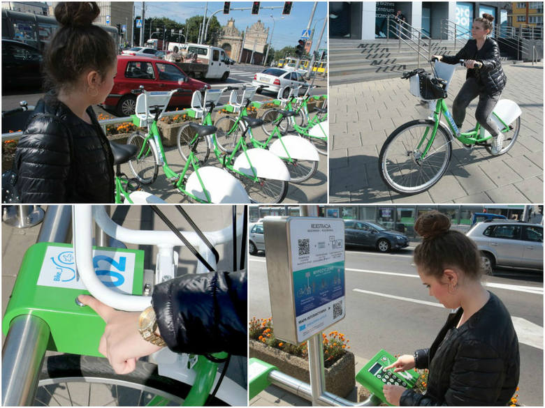 Jak działa Bike_S, szczeciński rower miejski