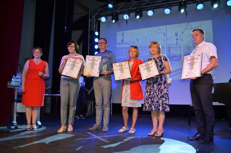 Z tej okazji w Żnińskim Domu Kultury odbyła się gala podczas której wyróżniono tych, którzy z LGD Pałuki - Wspólna Sprawa współpracują. Zarząd LGD po
