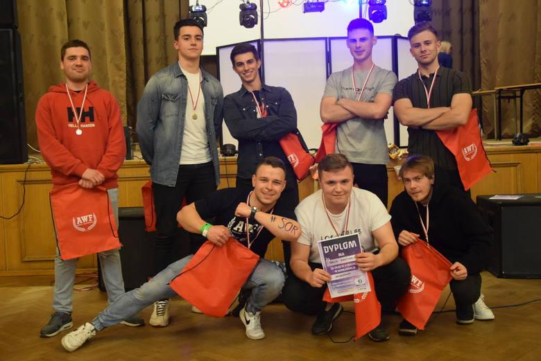 Tak żacy z AWF-u w Gorzowie bawili się w Tygodniu Studenta