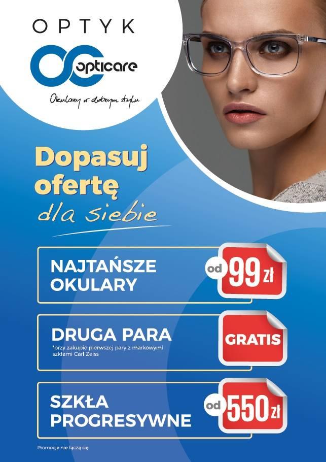 Salony Optyczne Opticare