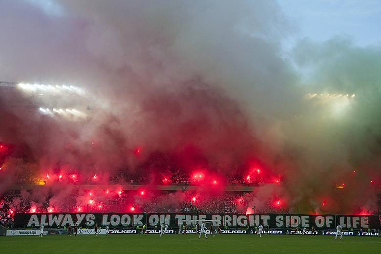 Zdjęcia z meczu Legia Warszawa - Zagłębie Lubin 2:2 [GALERIA]