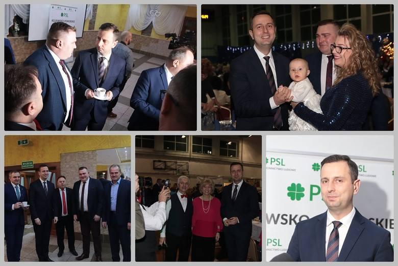W piątek w województwie kujawsko-pomorskim gościł Władysław Kosiniak-Kamysz, prezes PSL. Podczas spotkania, wpisującego się w kampanię prezydencką, w