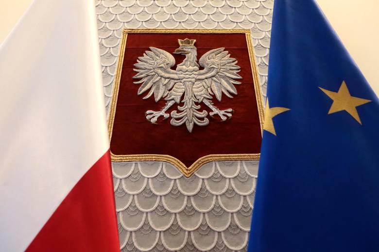 Ustawa dyscyplinująca. Polski rząd wysłał do TSUE odpowiedź dot. środków tymczasowych