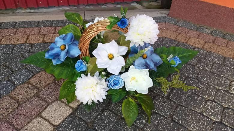Florystyka i kompozycje kwiatowe to wielka pasja listonosza oraz żołnierza.