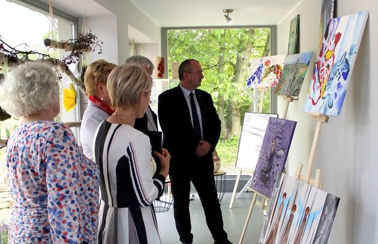"""""""ArteDisabled"""". Nowa galeria Środowiskowego Domu Samopomocy."""