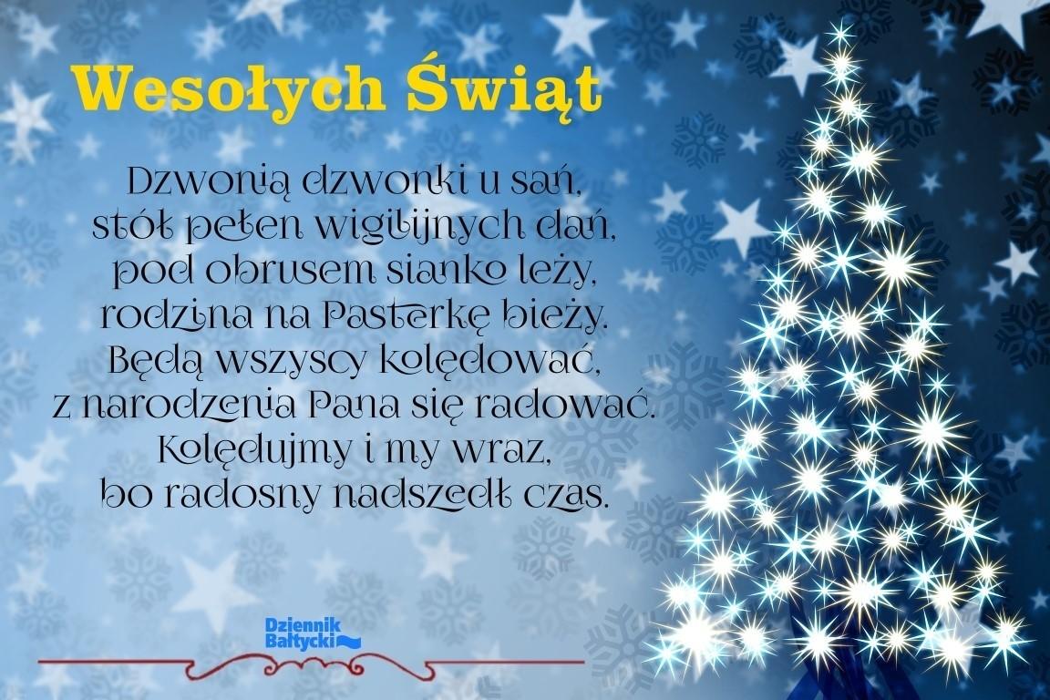 Życzenia na Boże Narodzenie 2017. Tradycyjne wierszyki na święta