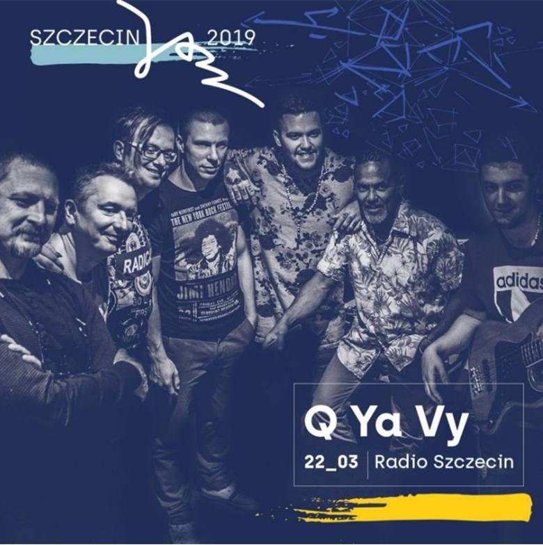 Q Ya Vy ft. Maciej Sikała & Jose Torres - Szczecin JazzQ Ya Vy to niezwykły projekt muzyczny, który usłyszymy w ramach festiwalu Szczecin Jazz.