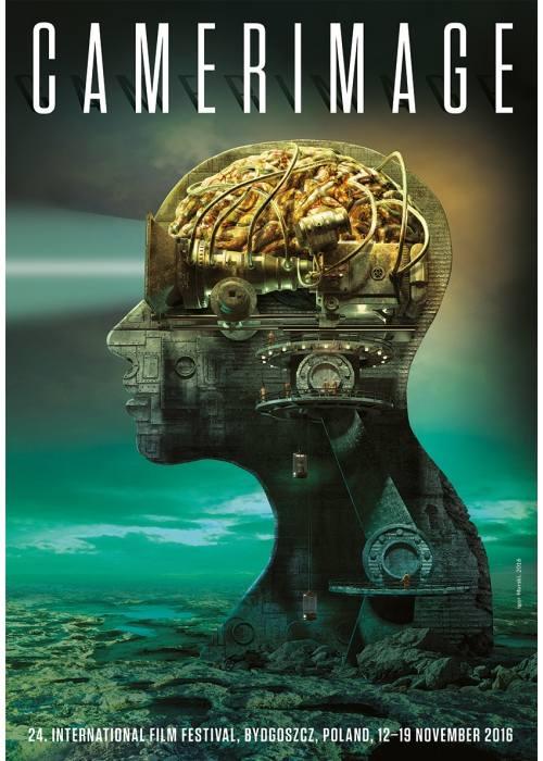 Oto oficjalny plakat tegorocznego festiwalu Camerimage. Zaprojektował go Igor Morski, polski grafik, ilustrator i scenograf. Jest zdobywcą wielu prestiżowych