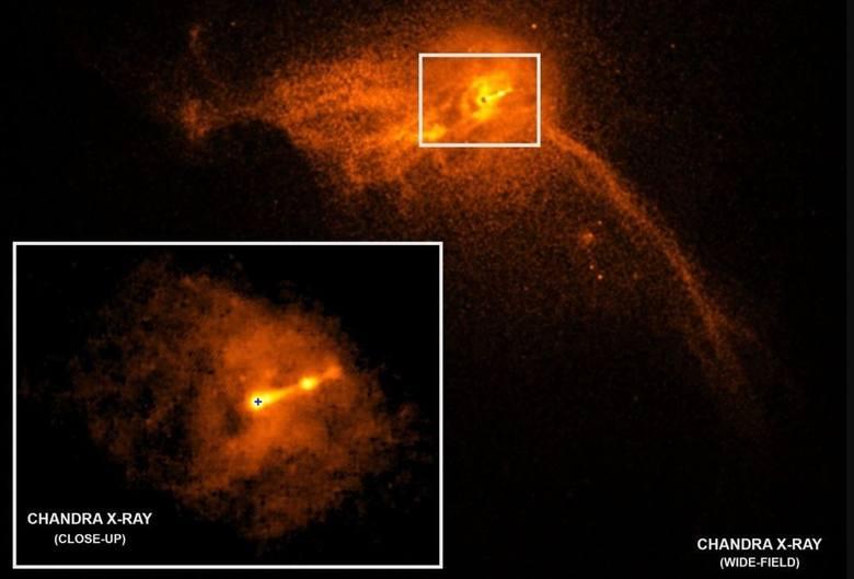 Czarna dziura w kosmosie: co to? Naukowcy z NASA udostępnili specjalne wideo. Czarna dziura pochłonęła gwiazdę!