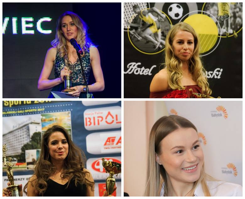 W województwie podlaskim nie brakuje ładnych dziewcząt, które odnoszą także sukcesy w sporcie.