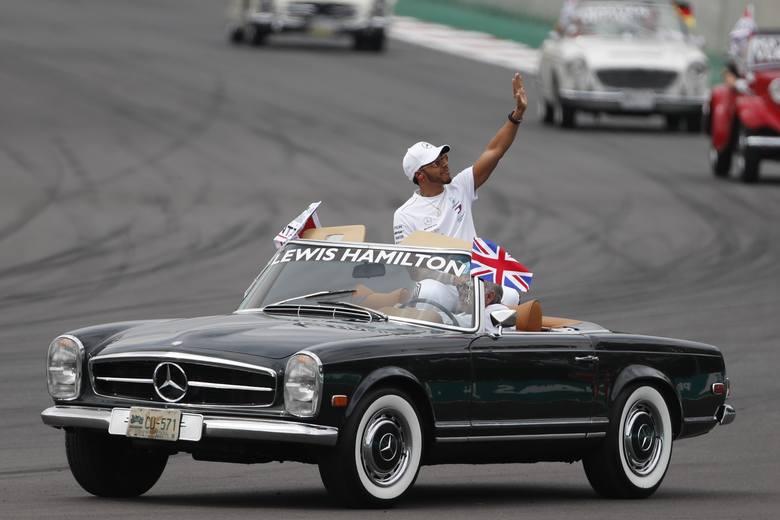 Lewis Hamilton mistrzem świata! Brytyjczyk znów królem Formuły 1
