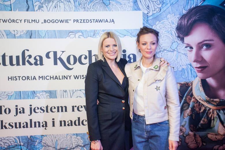 """Od jutra w kinach będzie można zobaczyć film """"Sztuka kochania"""" opowiadający o życiu Michaliny Wisłockiej i kultowej już książce jej autorstwa.W bydgoskim"""