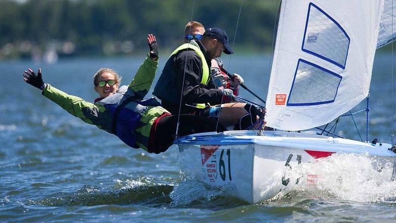 Łodzianie startują w akademickich mistrzostwach Polski w żeglarstwie