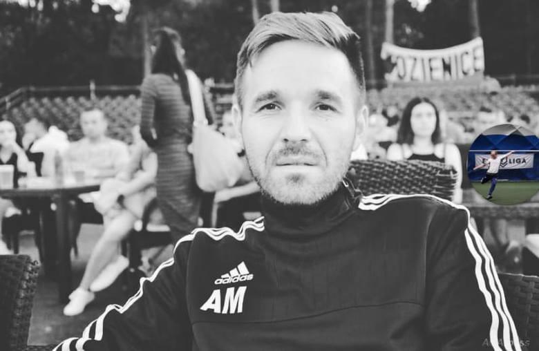 """Nie żyje Arkadiusz Mizera, młody zdolny trener piłkarski z Kozienic. Zmarł dzień po swoich 43 urodzinach. Współzałożyciel klubu dla dzieci """"Nasze"""
